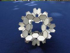 Crown Foil Polyhedron