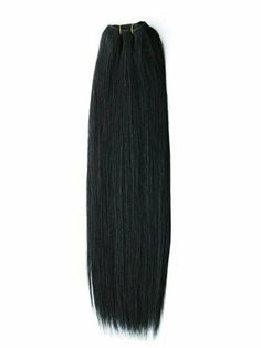 """12-24 inch Indian 100% TRUE VIRGIN Remy Human Hair Extensions Silky Straight #1B Weave (20"""") by Empyrean Hair Extensions. $94.89. Cannot be bought in the Beauty Supply Shop. 3.5-4.0 ounces per pack (depends on moisture content and humidity). Natural #1B Color. No Tangling or Shedding. 12-24 inch....100% TRUE VIRGIN HUMAN HAIR. We carry 100% REAL human hair collected rom around the world. It is then shipped to our own factory where it is assembled and packaged. This is how we ..."""