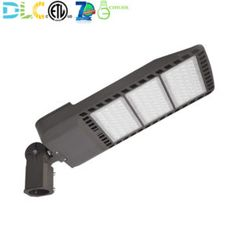 AC185-528V 480V 200W LED Shoebox Retrofit Kit Replace 800Watt Metal Halide Parking Lot Light 5700K Daylight E39 480volt High Bay Retrofit Kit Street Gas Station Lighting