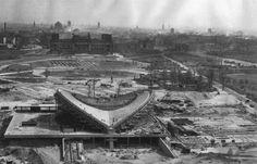 1956-1957 im Berliner Tiergarten