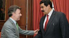 Acontecimientos: Materias pendientes entre Santos y Maduro.