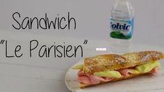 how to: miniature Le Parisien sandwich