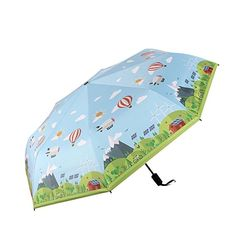 Custom Snail Compact Travel Windproof Rainproof Foldable Umbrella