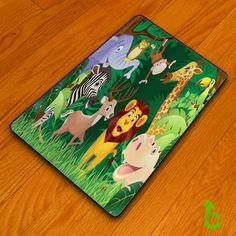 New Cartoon Animal Paradise Blanket