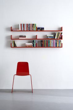 Iform-Pocket Shelves