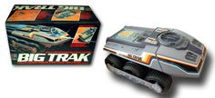 Big Trak~ Milton Bradley circa 1979