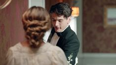 The perfect Granhotel AmaiaSalamanca YonGonzalez Animated GIF for your conversation. Series Movies, Tv Series, Mejores Series Tv, Gran Hotel, Somewhere In Time, Tv Couples, Historical Romance, Movies Showing, Actors & Actresses
