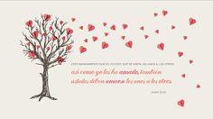"""""""El amor compadece, y compadece más cuanto más ama."""""""
