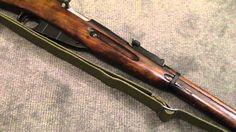 The Wartime Mosin Nagant Rifle