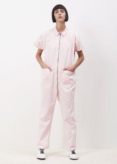 1ca8a8faa39 Rachel Comey Barrie Jumpsuit (Pink Acid Wash) Pink Jumpsuit