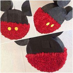 Piñata Mickey Mouse silueta 2 #Piñatamundi