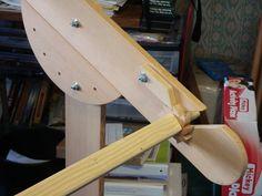 Looking for Quilt Frame plans - by PaBull @ LumberJocks.com ... : quilt frame plans - Adamdwight.com