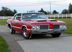 1970 OLDSMOBILE 442 W30 CONVERTIBLE - Barrett-Jackson Auction Company - World's Greatest Collector Car Auctions