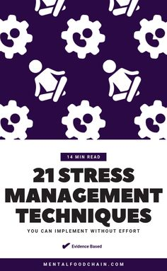 Lowering stress is easier than you think! Here are 21 evidence-based stress management techniques you can implement today without sophisticated planning, buying any tools, or consulting an expensive therapist. Vitamins For Metabolism, Boost Metabolism, Chronic Stress, Stress And Anxiety, Stress Relief Tips, Stress Free, Balance Hormones Naturally, Stress Management Techniques, Female Hormones