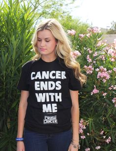 Cancer Ends With Me - - - http://www.admonishclothing.com/category-s/1820.htm