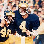 Michigan beats Ohio State 1985: Jim Harbaugh, John Kolesar hook up for 77-yard TD to key Wolverines' 27-17 win - MGOBLUE.COM Five Longest Passes in Program History