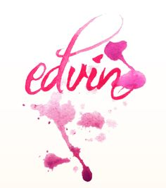 Edvin winery logo