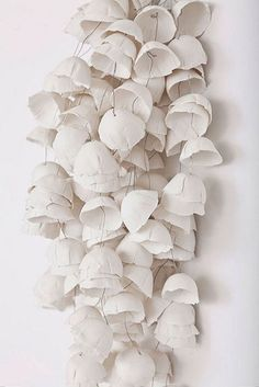 paper installation inspired by nature - Google Search