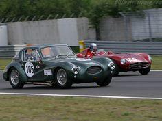 Aston Martin DB3 Coupe