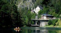 Hochzeitslocation in Österreich -  Schloss Fernsteinsee