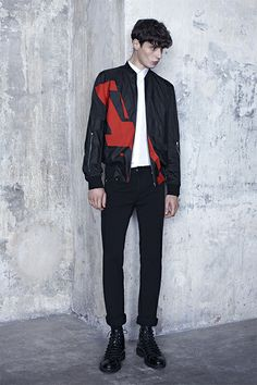 Dior Homme Pre-Fall 2014 Men's Collection