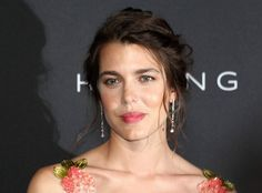 Charlotte Casiraghi is 31 years old! Charlotte Marie Pomeline is fashion icon. Gucci style, Prada dress
