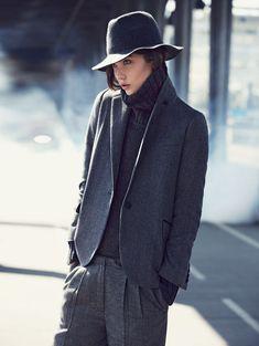 Modern hat - gorgeous image