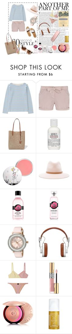 """""""Enjoy a day off!"""" by nathalie-puex ❤ liked on Polyvore featuring Uniqlo, Dorothy Perkins, Michael Kors, Kiehl's, Lancôme, rag & bone, Ted Baker, Master & Dynamic, Lisa Marie Fernandez and Yves Saint Laurent"""