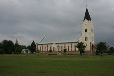 NG Kerk Charl Cilliers