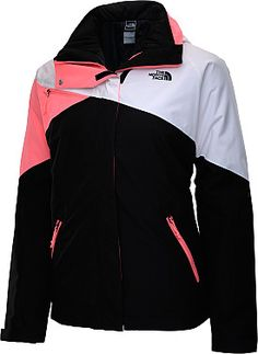 AxFixes: THE NORTH FACE Women's Cinnabar Triclimate Jacket.Keep up with this winter's ever-changing weather with a women's Cinnabar Triclimate jacket from North Face Women, The North Face, North Faces, Womens North Face Jacket, North Face Hoodie, Winter Wear, Autumn Winter Fashion, Triclimate Jacket, Windbreaker Jacket