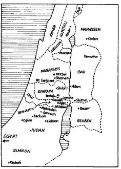 map of canaan 12 tribes   jacob s sons joseph s brothers formed the twelve tribes of israel ... Bible Study For Kids, Bible Lessons For Kids, Preschool Lessons, Creation Bible, Sons Of Jacob, Teaching Religion, Bible Quiz, Christian Preschool, Bible Mapping