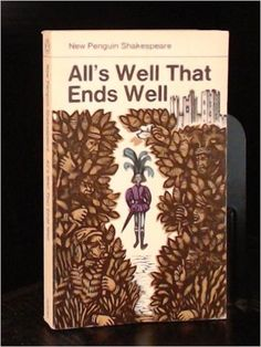 All's Well That Ends Well: William Shakespeare: Amazon.com: Books