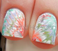 A Girl and Her Polish: Summer Challenge: Day 17 - Hippie/Retro/Summer of Love