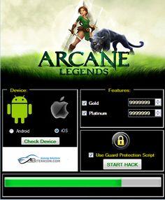 Arcane Legends Hack http://abiterrion.com/arcane-legends-hack/