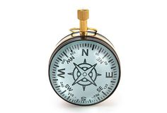 Compass/Clock Paperweight on OneKingsLane.com  $65/29