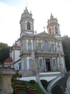 Bom Jesus do Monte, Braga, Portugal:) Foto de Doreth in Portugal