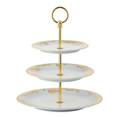Buy Versace Arabesque Cakestand Online From Occa-Home