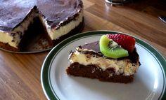 NAŠE KUCHYNĚ: Dort pravý domácí tvarohový a čokoládový velikonoč...