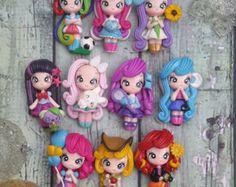 Set de princesa nuevo look adorno de por KellyBowieDesign en Etsy