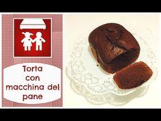 Torta al cioccolato Nutella- Macchina del Pane - Silvercrest - Lidl - Bread Machine - YouTube