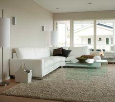 Sisustus - olohuone Decor, Furniture, House, Sectional Couch, Home Decor