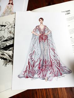 Fashion Illustration Design 693 best images about doodle fashion drawing on Fashion Illustration Sketches, Illustration Mode, Fashion Sketchbook, Fashion Sketches, Clothing Sketches, Dress Sketches, Drawing Sketches, Diy Kleidung, Fashion Design Drawings