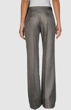 giorgio armani dresses | Giorgio Armani Dress Pants in Gray (grey) - Lyst