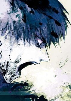 Screaming kaneki
