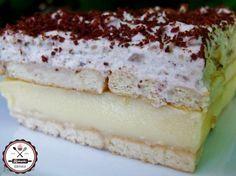 Gesztenyés haboskrémes sütés nélkül  | HahoPihe Konyhája - Receptneked.hu