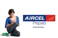 Recharge Your Aircel Prepaid Mobile Online By using your Debit/Credit Card or Net Banking and Get Discount Coupon. Get All Recharge in your Few Clicks.