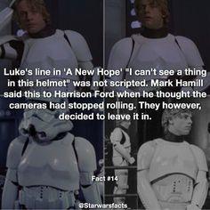 #starwarsfacts Star Wars Jokes, Star Wars Facts, Starwars, Star Wars Pictures, Love Stars, Clone Wars, Lord, Fun Facts, Funny Memes