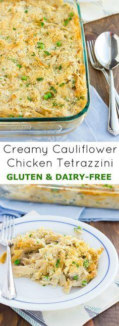 Creamy Cauliflower C
