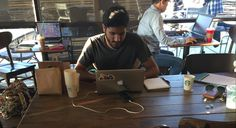 Hi, my name is Sahil. I'm a UX Designer at Quora (kinda).