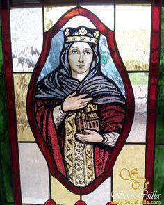 Kirchen, Disney Characters, Fictional Characters, Aurora Sleeping Beauty, Disney Princess, Art, Glass, Leaded Glass Windows, Stained Glass